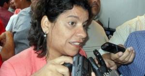 Estela diz que tucano faz debate raso sobre segurança pública