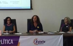 Em João Pessoa, Jandira diz que xingamento de Lula à Justiça foi momento de explosão