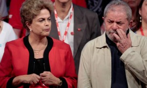 Após pedido de prisão, Lula recusa convite de Dilma para Casa Civil