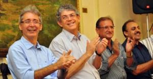 Governador assina convênio de cooperação com o Botafogo-PB