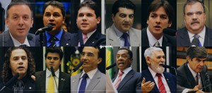 Bancada paraibana vota majoritariamente pelo impeachment de Dilma; saiba como votou seu deputado