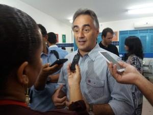Cartaxo evita polarizar campanha com PSB e garante PCdoB no agrupamento político