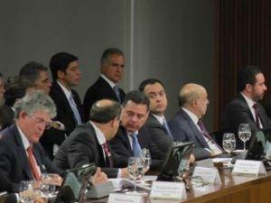 """Governador questiona tratamento do Governo Federal a outros Estados e cobra recursos: """"Calamidade é a seca"""""""