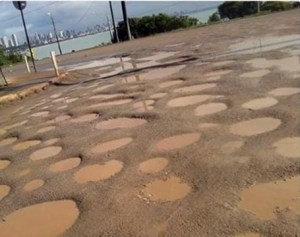 Governador autoriza licitação para pavimentação de via de acesso à Estação Ciência