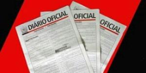 Diário Oficial do Estado traz exonerações de pré-candidatos nas eleições municipais e nomeação de substitutos