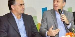 Exclusivo: Cartaxo se reúne com Aguinaldo Ribeiro e PP confirma aliança com PSD