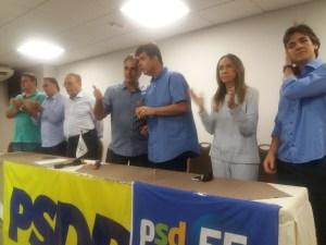 Ruy Carneiro diz que, se for preciso, PSDB abre mão da vaga de vice de Cartaxo