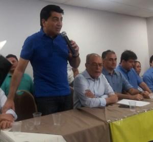 Cartaxo participa de convenção que vai homologar Manoel Jr vice do PSD