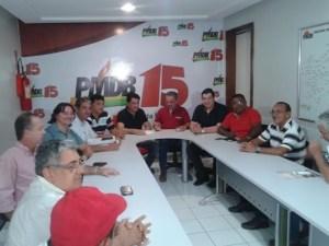 BASTIDORES: PMDB deve filiar mais três deputados e aumentar bancada na ALPB