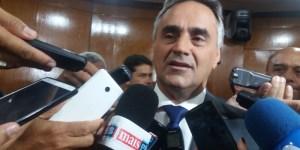 Cartaxo registra candidatura a prefeito de JP na manhã desta terça-feira