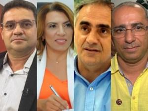 Reuniões, caminhadas e gravações marcam a agenda dos candidatos a prefeito de JP