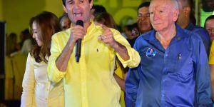 Com 12 partidos aliados, Romero Rodrigues registra candidatura à reeleição em CG