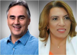 A 20 dias da eleição, pesquisa Datavox aponta Cartaxo com 48% e Cida com 27%