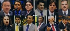 Deputados paraibanos mantêm mistério sobre voto em cassação de Eduardo Cunha; confira