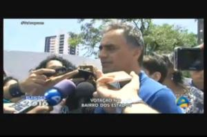 Luciano Cartaxo é reeleito prefeito de João Pessoa com mais de 59% dos votos