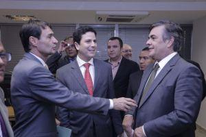 Cássio confirma reunião do ministro das Cidades com prefeitos em CG dia 31