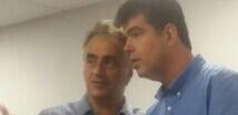 Ruy se reúne com Cartaxo para definir participação do PSDB em futuro governo