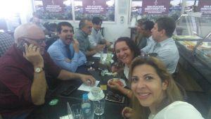 Marcos Vinícius reúne 15 vereadores em café da manhã nesta quarta-feira