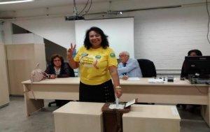 Madalena Abrantes é a mais votada em eleição para defensora pública geral da PB
