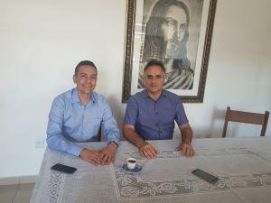 Cartaxo firma parceria com Panta e Emlur vai recolher lixo de Santa Rita
