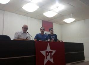 Na Arapuan, Lindberg defende eleições diretas e antecipação da candidatura de Lula