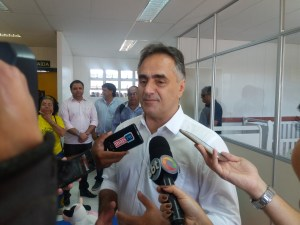 """É melhor construir creche do que presídios amanhã"", diz prefeito ao inaugurar Crei"