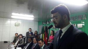 Empossado, Berg Lima reúne secretários e estipula metas para os próximos 100 dias