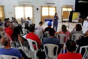 Márcia Lucena reúne secretariado neste fim de semana para planejar ações