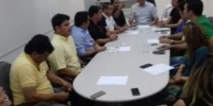 Exclusivo: Cartaxo realiza confraternização com vereadores nesta quinta-feira