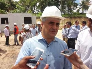 """""""Quem trabalha não tem medo"""", reage Cartaxo a provocações de adversários"""