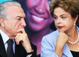 MPE pede cassação de Michel Temer e inelegibilidade de Dilma