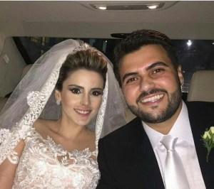 Em cerimônia prestigiada, Wilson Filho se casa com filha de deputado em Fortaleza