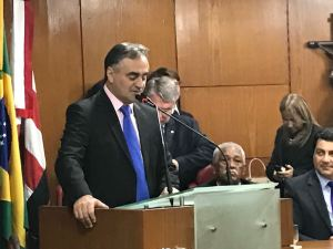 Durante abertura dos trabalhos na CMJP, Cartaxo anuncia concurso público