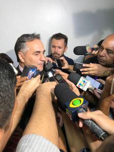 """Cartaxo descarta aliança com RC em 2018: """"Temos uma aliança com nossos aliados"""""""