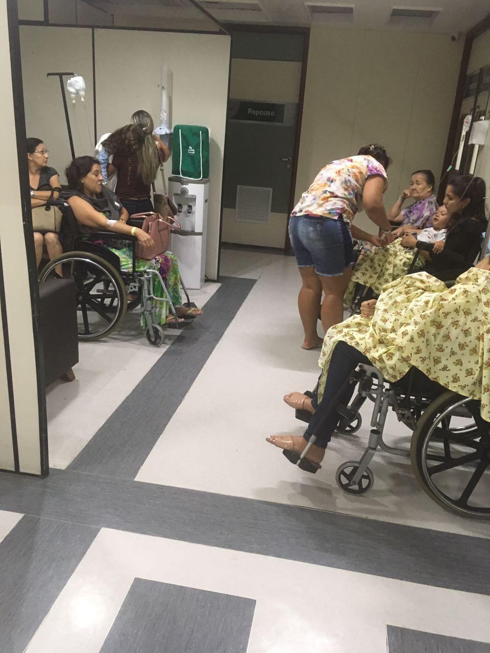 Em resposta ao Blog, Unimed esclarece denúncias de mau atendimento no hospital