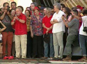 MPF investiga se houve crime eleitoral em evento com Lula e Dilma em Monteiro
