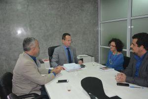 Câmara Municipal de João Pessoa firma parceria com Defensoria Pública