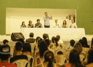 Cartaxo entrega 200 certificados do curso de informática básica das Estações Digitais