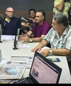 Em Mamanguape, Cartaxo critica governo e diz que faltou reciprocidade de RC em 2016