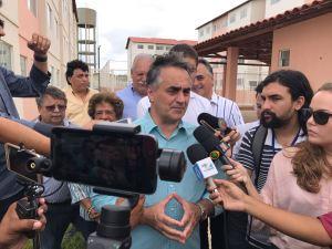 Luciano Cartaxo critica serviços prestados pela Cagepa  e cobra resultados
