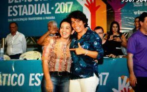 RC lança pré-candidatura de Pollyana à ALPB com apoio de Estela Bezerra