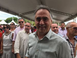 Ao lado de Cássio e lideranças políticas, Cartaxo inaugura Nice Oliveira