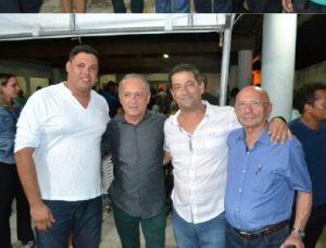 Aliados de Tatiana Corrêa e Aluízio Régis declaram apoio a Branco Mendes no Conde