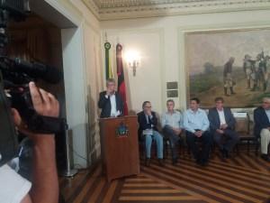 RC é contra prorrogação de mandato e defende antecipação de eleições gerais