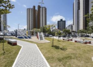Prefeito Luciano Cartaxo entrega nova praça no Miramar nesta quarta-feira