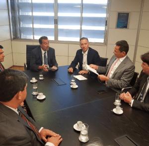 Em Brasília, vereadores cobram agência da Caixa Econômica para o Valentina