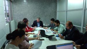 Comissão já avaliou mais de 40 artigos do Regimento Interno da CMJP