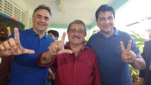BASTIDORES: Cartaxo se reúne com Maranhão e costura continuidade da aliança