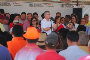 Ricardo cumpre agenda de inaugurações em João Pessoa nesta segunda