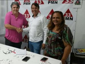 Zennedy diz que PMN será um partido forte para 2018 e quer espaço na chapa majoritária